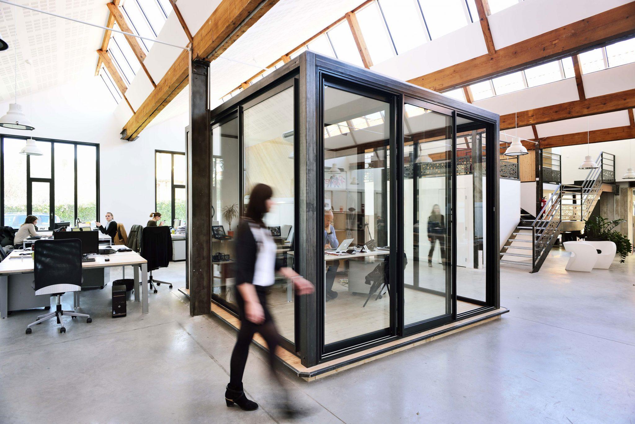 la fabrik agrega architectes. Black Bedroom Furniture Sets. Home Design Ideas